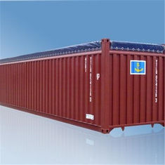 China Standard Hard Open Top Shipping Container / 2nd Hand Storage Containers supplier
