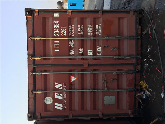 20gp Dry Used Steel Storage Containers / 40ft Open Side Container