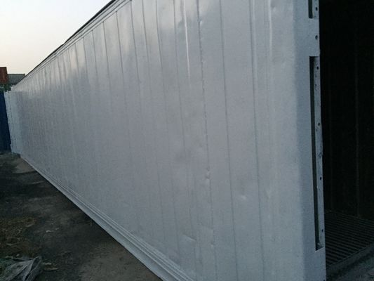China Used High Cube Shipping Container Dimensions 13.7m / Reefer Storage Containers supplier