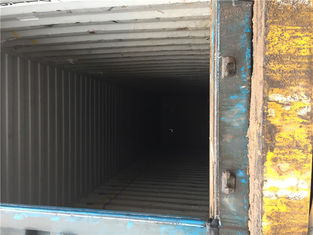 Metal Dry Used 40ft Shipping Container With International Standards