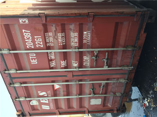 China International Standard Used Sea Land Containers / Dry Cargo Container supplier
