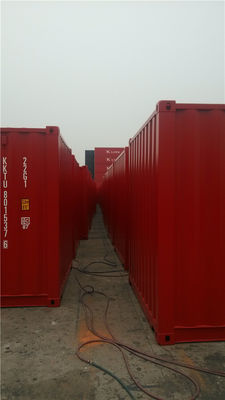 China Dry Used 20 Foot Storage Containers For Sale Empty Shipping Containers supplier