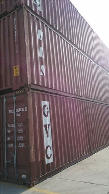 China Drop 2nd Hand Containers For Sale Logistics Freight Forwarder Shipping Agent supplier