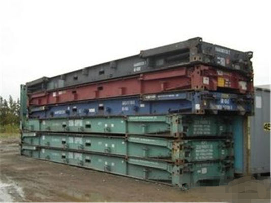 China In line with international standards of second-hand 20gp steel dry containers supplier