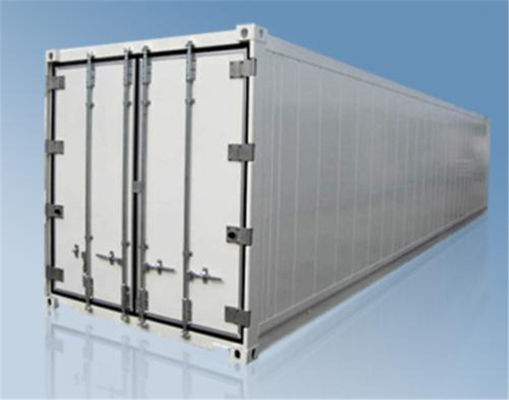 China Second Hand 40ft Reefer Container Dimensions 11.78m*2.23m*1.95m For Goods supplier