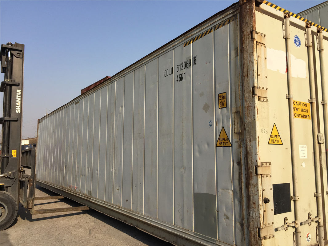 International Standards Cargo Storage Containers 20 Feet For Road