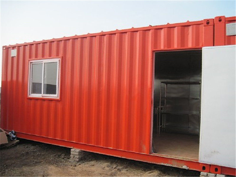 20 Feet Single Container Home With Electrical System And