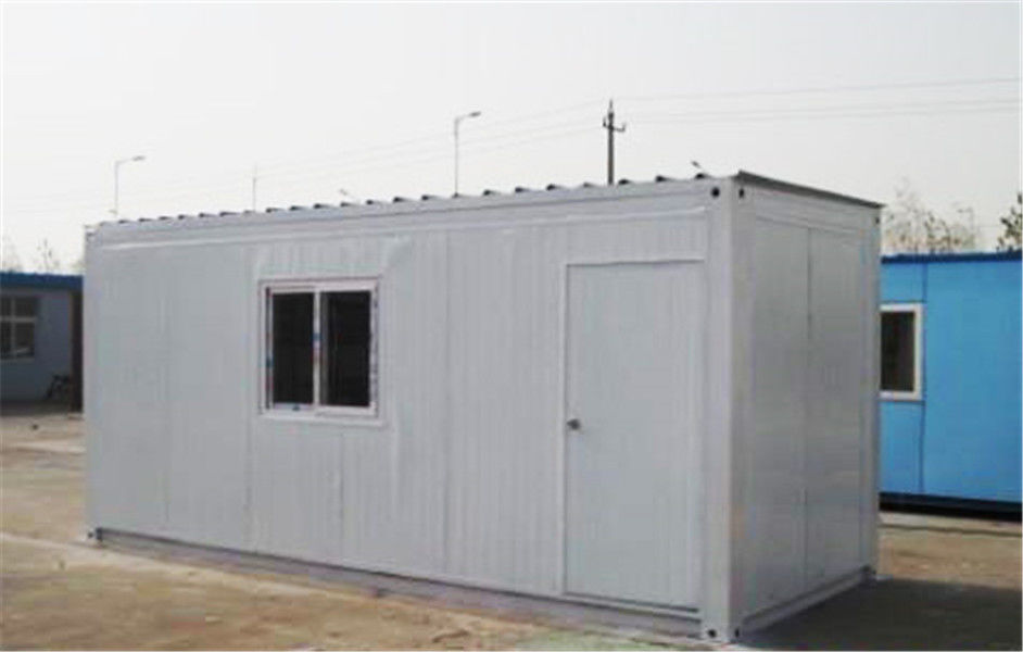 Shipping Storage Container Houses Used 20ft For Storage Room