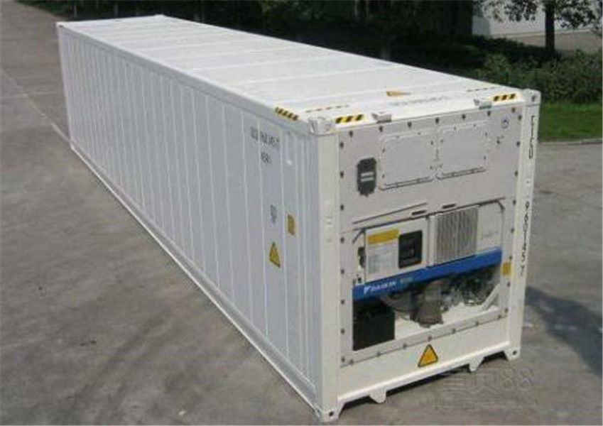 Steel Used Cold Storage Containers For Sale 40ft Reefer Container