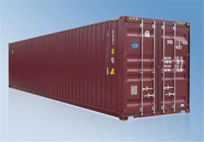 RED Old Used Shipping Containers For Sale Standard Transport