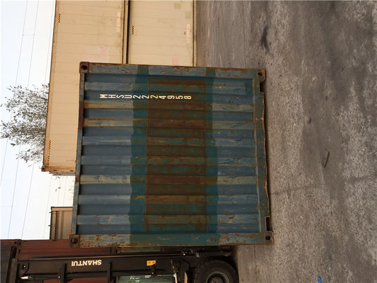 China International Standards Used 20ft Shipping Container 33 Cbm For Transport distributor