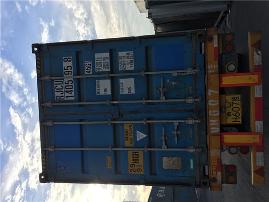 China Steel Dry 2nd Hand Storage Containers / Purchase Used Shipping Container distributor