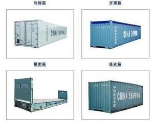 China Steel Used Open Top Shipping Container 12.19m Length Payload 30500kg distributor